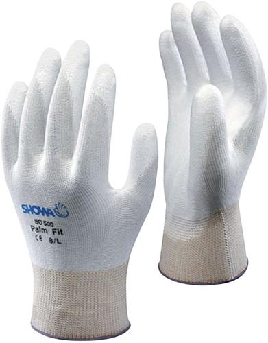 Griphandschoen Showa B0500 S wit