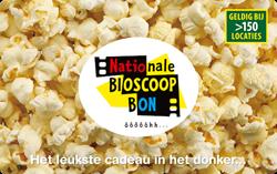 Nationale Bioscoopbon €10
