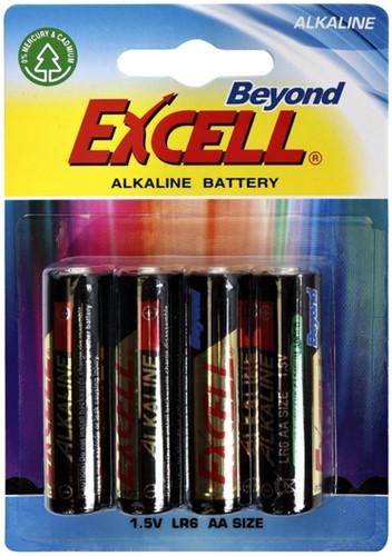 Batterij Budget AA alkaline