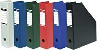Tijdschriftcassette Elba A4 rood-2
