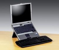 Laptopstandaard Kensington easyriser smartfit grijs-3