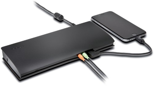 Dockingstation Kensington SD4600P USB-C-2