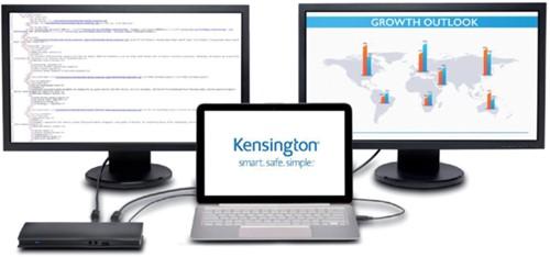 Dockingstation Kensington SD4600P USB-C-4