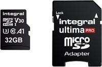 Geheugenkaart Integral microSDHC V30 32GB-2