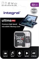 Geheugenkaart Integral microSDHC V30 32GB-3
