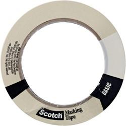 Afplaktape Scotch Basic 36mmx50m