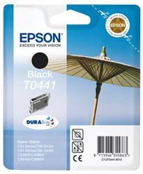 Inkcartridge Epson T0441 zwart