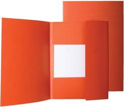 Dossiermap Quantore A4 oranje
