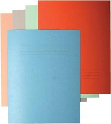 Vouwmap Quantore folio 240x360 blauw