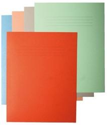 Vouwmap Quantore folio 240x360 oranje