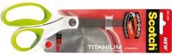 Schaar Scotch 200mm Titanium met groot oog