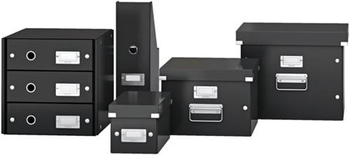 Dvd Box Leitz Click & Store 190x135x320mm wit