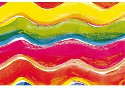 Apparaatrol Haza 200mx50cm 80gram colours