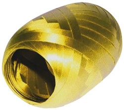 Polyband Haza 20mx5mm metal goud