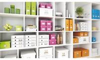 Cd box Leitz Click & Store WOW 143x136x352mm groen-2