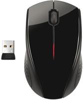 Muis HP X3000 draadloos zwart