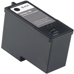 Inkjetcartridge Dell 592-10343 zwart HC