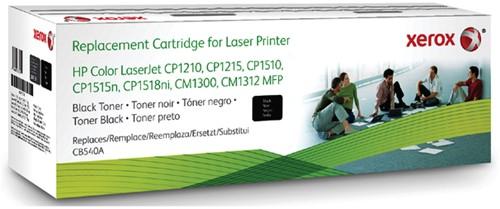 Tonercartridge Xerox 003R99786 HP CB540A 125A zwart