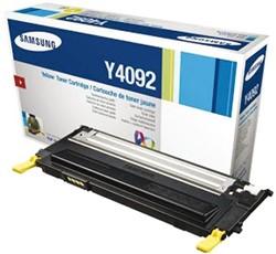 Tonercartridge Samsung CLT-Y4092S geel