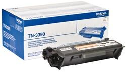 Tonercartridge Brother TN-3390 zwart