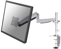 "Monitorarm Newstar D950 10-30"" met klem zilvergrijs"
