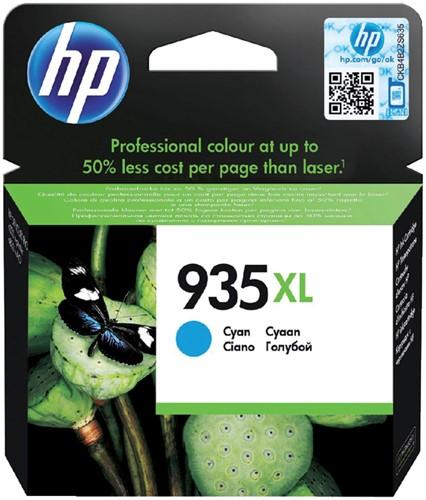 Inktcartridge HP C2P24AE 935XL blauw HC