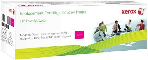 Tonercartridge Xerox 006R03255 HP CF383A 312A rood