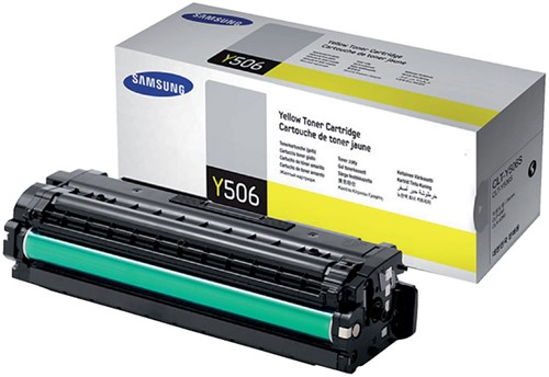 Tonercartridge Samsung CLT-Y506S geel