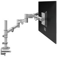 Monitorarm Dataflex Viewgo 132 met bureauklem grijs-1