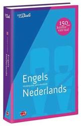 Woordenboek Van Dale middelgroot Engels-Nederlands