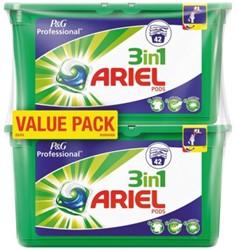 wasmiddel Ariel Pods Regular 2x42 pods