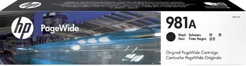 Inktcartridge HP J3M71AE 981A zwart
