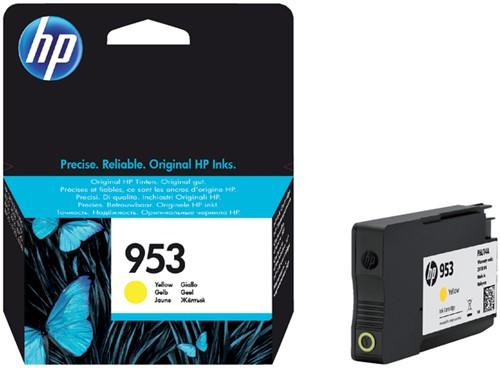 Inktcartridge HP F6U14AE 953 geel
