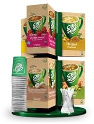Cup-a-soup carroussel assorti groen