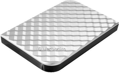 Harddisk Verbatim Store'n'go 500GB USB 3.0 zilver-1
