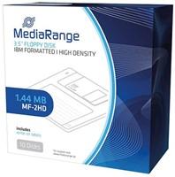 "Diskette Mediarange 3,5"" DSDD 1.44MB-2"