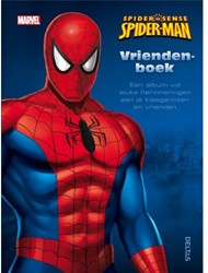 Vriendenboek Deltas Spiderman Spider Sense
