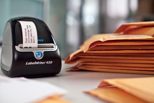 Labelprinter Dymo labelwriter 450-4