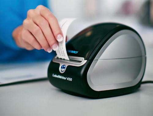 Labelprinter Dymo labelwriter 450-1