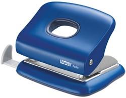 Perforator Rapid FC20 2-gaats 20vel blauw