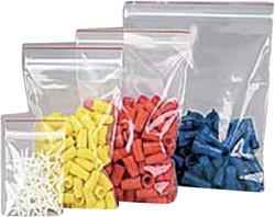 Verpakkingszak grip hersluitbaar 50my 80x120mm 25 stuks