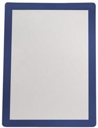 Zichtframe Flex-O-Frame Sign A4 blauw