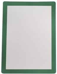 Zichtframe Flex-O-Frame Sign 7970008 A4 groen