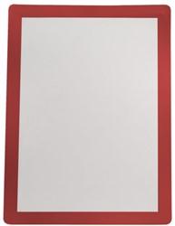 Zichtframe Flex-O-Frame Sign 7970015 A4 rood
