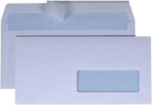 Envelop Quantore 110x220mm venster 3x10cm rechts 500stuks-2