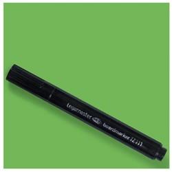 Magic-chart notes Legamaster 10x10cm groen