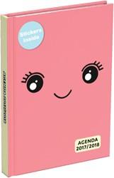 Schoolagenda 2018/2019 Bubble Cute pocket NL