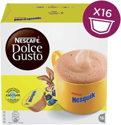Chocolade Dolce Gusto Nesquick 16 cups