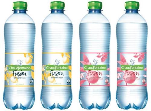 Water Chaudfontaine Fusion Pompelmoes petfles 0.50l-4
