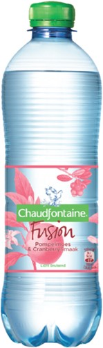 Water Chaudfontaine Fusion Pompelmoes petfles 0.50l-1